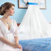 утро невесты :: Галина Мещерякова