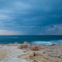 Предгрозовое море :: Даша Полевая