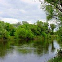 Жизнь течет, как река. :: Валентина ツ ღ✿ღ