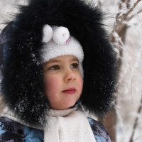 Зимняя прогулка :: Владимир