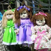 Три девицы :: татьяна