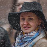 майский снег... :: Владимир Матва