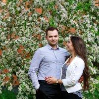 Любовь и весна. :: Ирина ...............