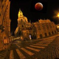 Лунатый ночь... :: АндрЭо ПапандрЭо