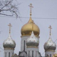 Церковь Воскресения Словущего на Остоженке :: Дмитрий Никитин