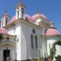 Церковь 12 ти  Апостолов на Иордане :: Герович Лилия