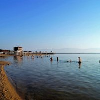 Мертвое море. :: Лара ***