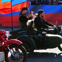 Открытие парада 11 мая :: Татьяна Евдокимова