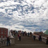Лестница в небо :: liudmila drake