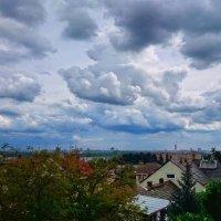а у нас облака :: Ольга Богачёва