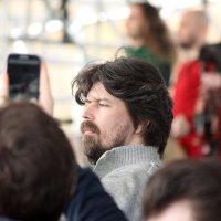 Рыцарские  профили  встречаются  и  среди  зрителей ! :: Виталий Селиванов