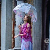 Весенний дождь :: Дмитрий