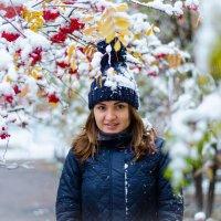 первый снег :: Сергей