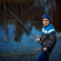 Рыбалка для души :: Алексей Белик