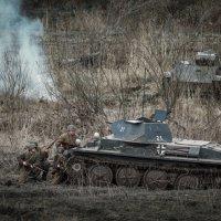 про начало атаки :: Владимир Колесников