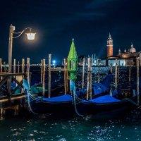 Ночь, Венеция, фонарь :: Konstantin Rohn
