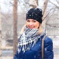 Майский снег :: Наталья Федорова