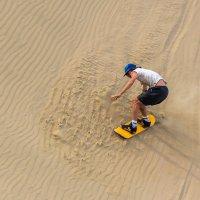 Песчаная тема - 4 :: Александр Букин