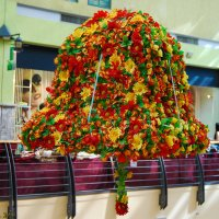 Цветочный Абажур ... :: Aleks Ben Israel
