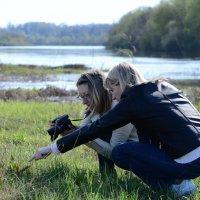 Юные натуралисты. :: Paparazzi