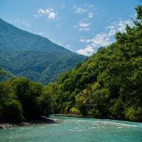 На реке Бзыбь :: Ruslan