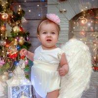 Рождественский ангел :: Татьяна Звада