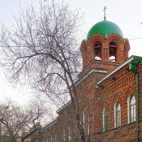 Историческое здание Оренбургского духовного училища (2). :: Elena Izotova