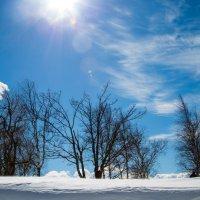 Небо Белой горы :: Алексей Пономарчук