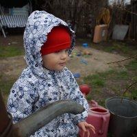 А мы тут воду набираем :: Andrey S.