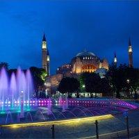 Красавица Айа-Софья в Стамбуле :: Ирина Лепнёва