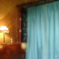 Старая английская спальня :: Марина Домосилецкая