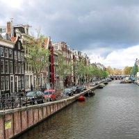Амстердам-каналы :: Петр