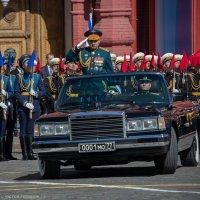 Министр Обороны... :: Виктор Перякин
