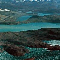 Пролетая над Гренландией... :: Надя Кушнир