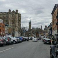 Историческая улица Йорк-стрит (Оттава, Канада) :: Юрий Поляков