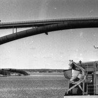 1972-й. Берега Швеции :: Иволий Щёголев