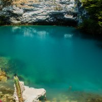 Голубое озеро :: Ruslan
