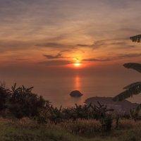 Закат на острове :: Дамир Белоколенко