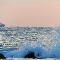 Море. :: Пётр Беркун
