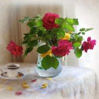 Я акварелью нарисую утро... :: Людмила Богданова (Скачко)