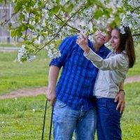 Весна - фотостудии всюду. :: Elena Izotova