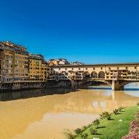 Флоренция , Арно, мост Vecchio :: Konstantin Rohn