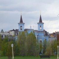 Римско-католическая церковь Воздвижение Святого Христа :: Наиля