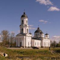 Собор Илии Пророка в городе Сольцы :: Владимир Демчишин