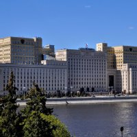 Главное здание Министерства обороны Российской Федерации. :: Анатолий Колосов