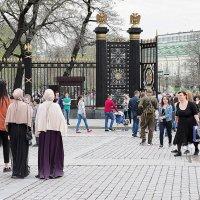 пройти сквозь ворота :: Олег Лукьянов