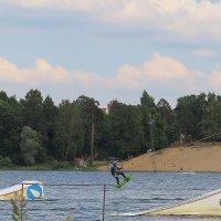 На озере :: Вера Щукина