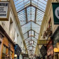 Passage de Paris :: Alena Kramarenko