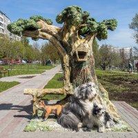 """под """"деревом"""" :: Лариса Батурова"""