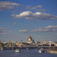 Храм под небесами... :: Екатерина Рябинина